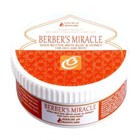 Berber Miracle (Mézes Hidratáló Arc-és Testvaj)