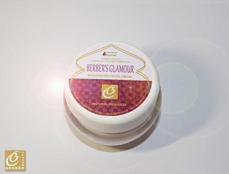 BERBER GLAMOUR Bőrmegújító Arckrém (Ideiglenes készlethiány)